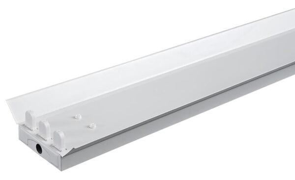 IP22 ARMATUUR REFLECTOR T.B.V. 3X LED TL-BUIS 150CM-0