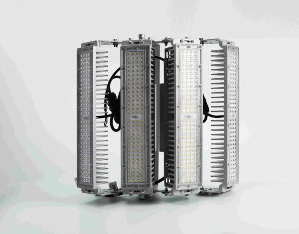 TERREINVERLICHTING HIGH POWER IP65 400W 110° KLASSE 1-5459