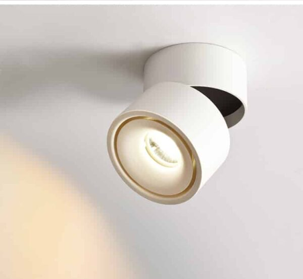 LED DOWNLIGHT OPBOUW 7W DIM TO WARM WIT-6130