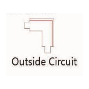 L-VORM CONNECTOR OUTSIDE-4041