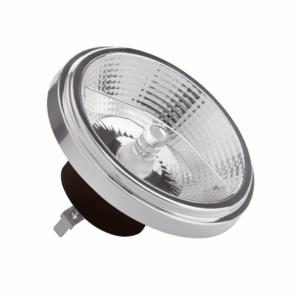 LED AR111 G53 SPOT 45° DIM TO WARM 12W ZWART-5010