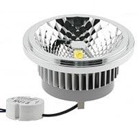 LED AR111 SPOT 24° DIMBAAR 12W-1803