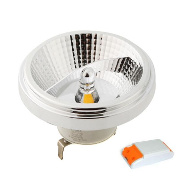LED AR111 G53 SPOT 45° DIMBAAR 12W-0