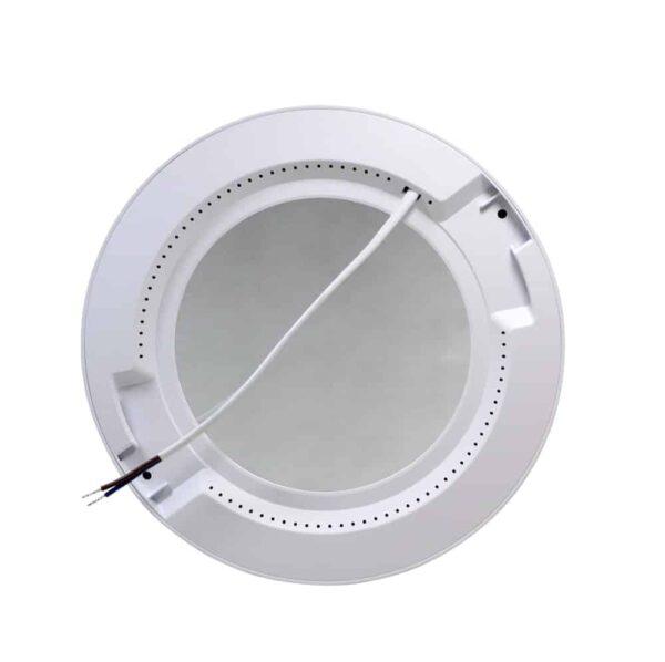 LED IN- EN OPBOUW DOWNLIGHT MET BEWEGINGS- EN LICHTSENSOR Ø220MM-5368