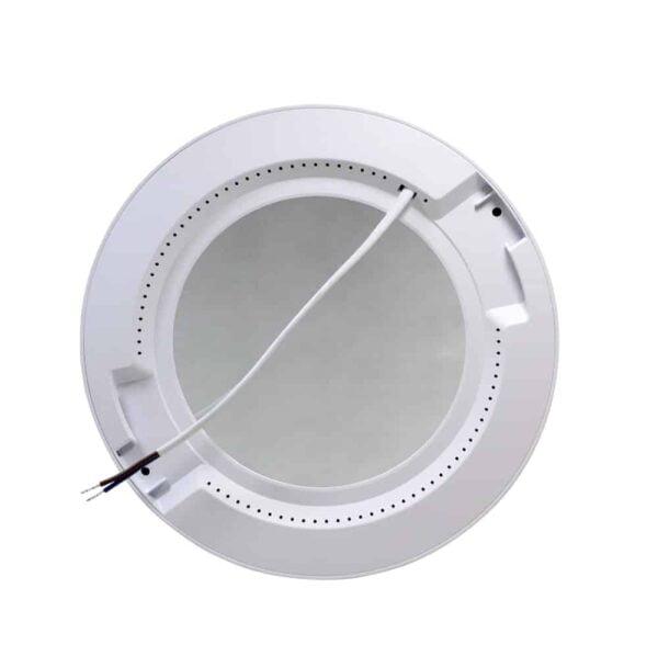LED IN- EN OPBOUW DOWNLIGHT DIMBAAR + CCT Ø220MM-6114