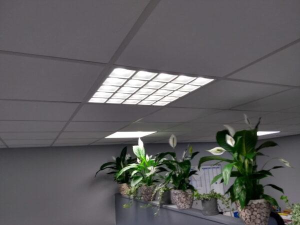 LED PANEEL GRILLE 60X60CM UGR13-4092