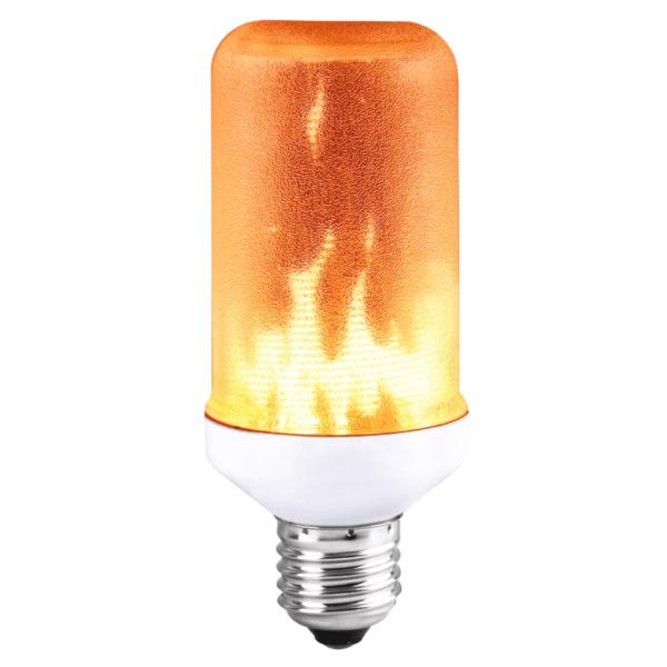 LED FLAME LAMP MET BEWEGEND VUUREFFECT-0