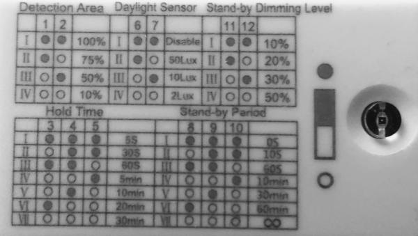 LED BATTEN BEWEGING SENSOR DIM 150CM 50W-5528