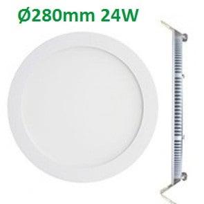LED DOWNLIGHT SLIM Ø280 24W -2358