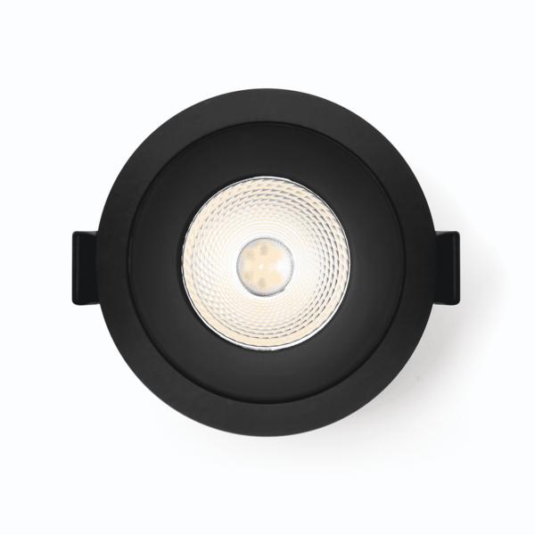LED DOWNLIGHT MIRACLE 6W ZWART-5721