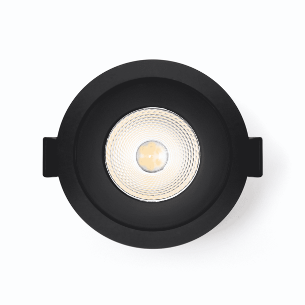 LED DOWNLIGHT MIRACLE 9W ZWART-5742