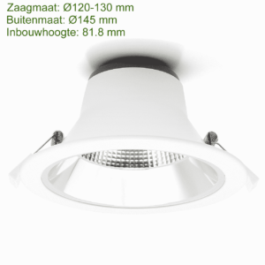 LED DOWNLIGHT REFLECTOR TRI COLOR 15W-0