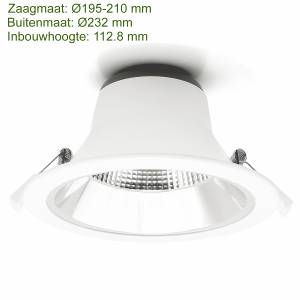 LED DOWNLIGHT REFLECTOR TRI COLOR 20W-0