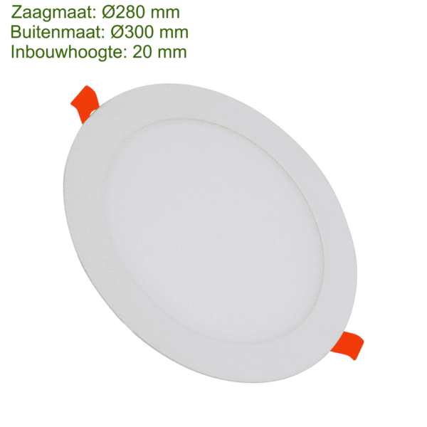 LED DOWNLIGHT SLIM Ø280 22W-0