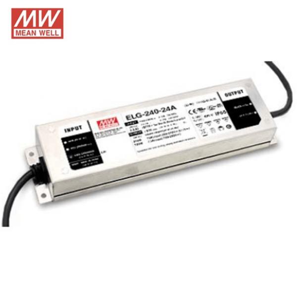 24V MEANWELL DRIVER IP65 240W-0
