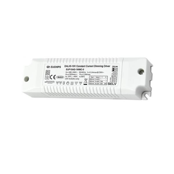 1-10V & DALI CONSTANT CURRENT DIMBAAR DRIVER 15W-0