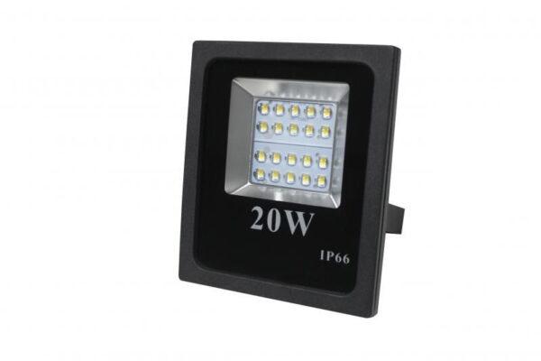 LED FLOODLIGHT 60° IP66 20W-0