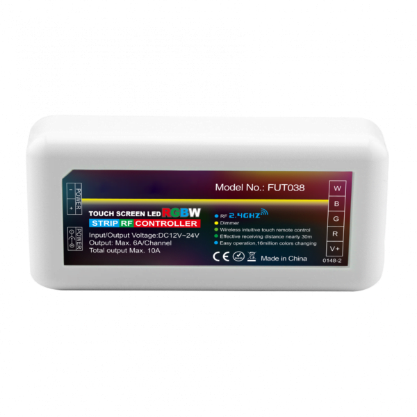 MI-LIGHT 4 ZONE RGB+W STRIP CONTROLLER-0