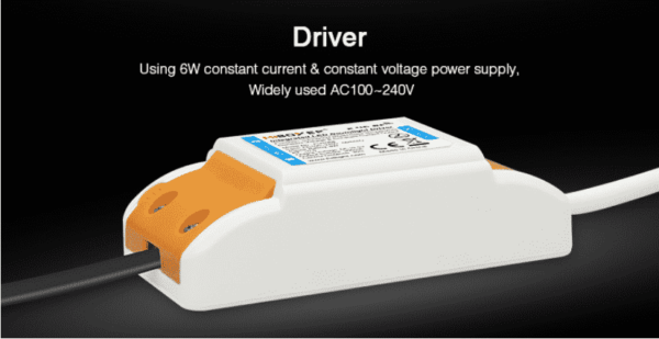 LED DOWNLIGHT RGB+CCT 6W-4998