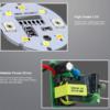 GU10 MR16 LED SPOT RGB+CCT 4W -4675