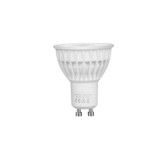 GU10 MR16 LED SPOT RGB+CCT 4W -4668