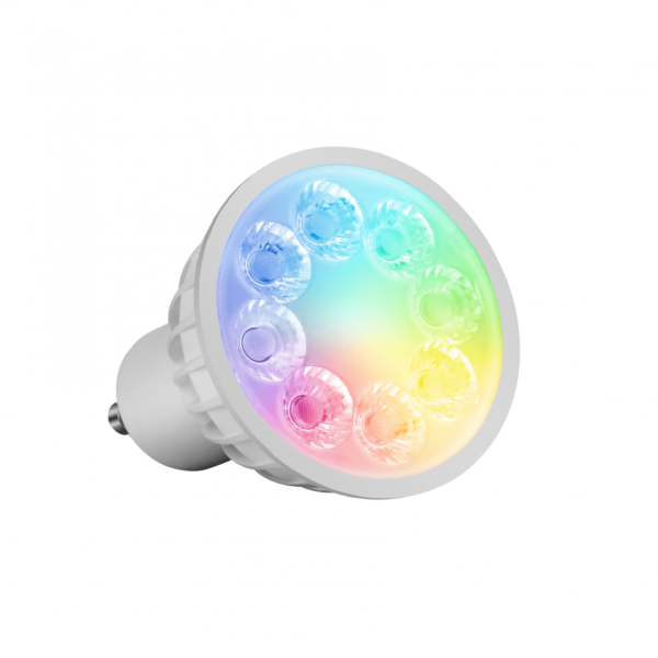 GU10 MR16 LED SPOT RGB+CCT 4W -0