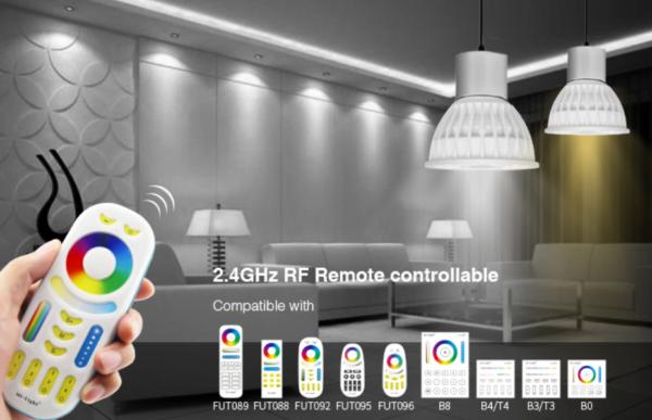 GU10 MR16 LED SPOT RGB+CCT 4W -4671