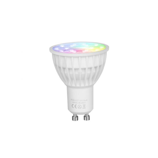 GU10 MR16 LED SPOT RGB+CCT 4W -4666