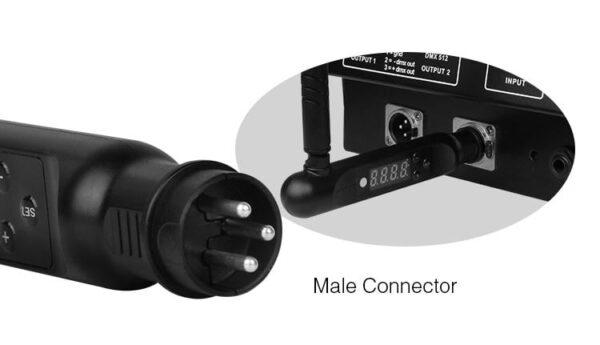 MI-LIGHT DMX512 LED TRANSMITTER-2276