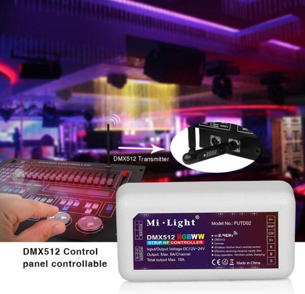 MI-LIGHT DMX512 CONTROLLER-2273