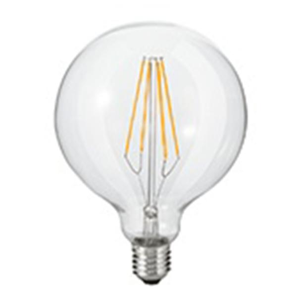 LED FILAMENT E27 GLOBE-L DIMBAAR 4W-0