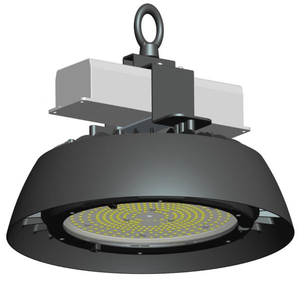 LED HIGH BAY UFO DIMBAAR 50W-3458