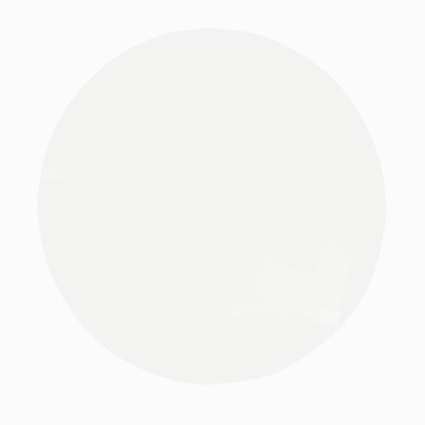 MAT GLAS COVER 120° VOOR HIGH BAYS ZWART (HUC)-0
