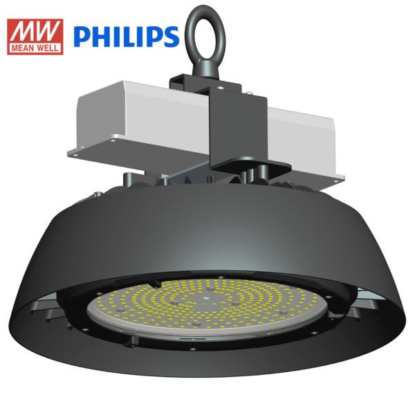 LED HIGH BAY UFO DIMBAAR 100W-0
