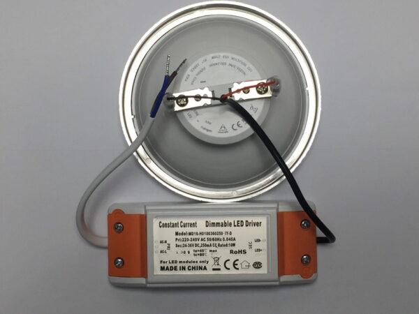 LED AR111 G53 SPOT 45° DIMBAAR 12W-4408