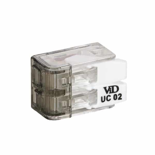 LASKLEM UNIVERSEEL 2 draden van 0.2 tot 4mm² (per 100 stuks)-5746