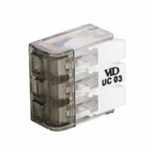 LASKLEM UNIVERSEEL 3 draden van 0.2 tot 4mm² (per 50 stuks)-5751