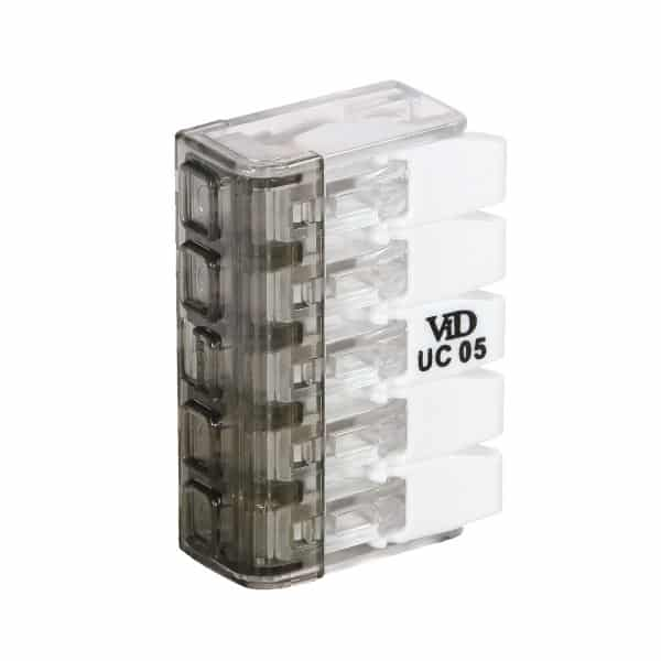 LASKLEM UNIVERSEEL 5 draden van 0.2 tot 4mm² (per 25 stuks)-5755