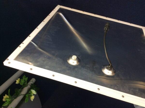 LED PANEEL WATERPROOF 120X30CM-40W-3397