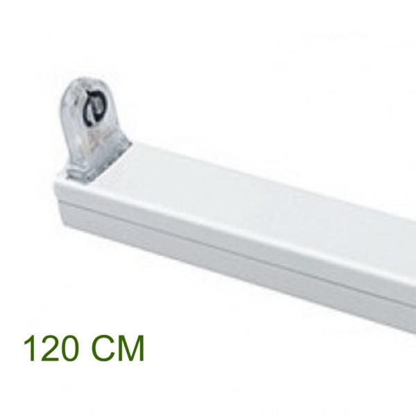 IP22 ARMATUUR VOOR 1X LED TL-BUIS 120CM-0