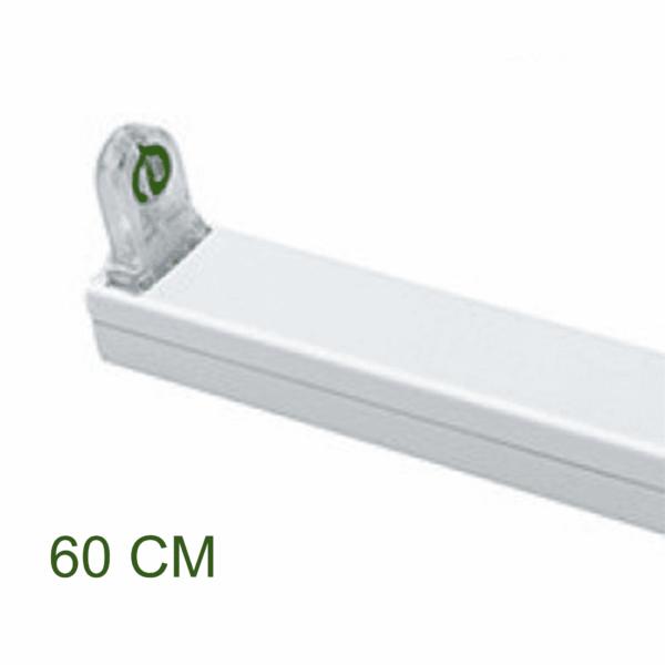 IP22 ARMATUUR VOOR 1X LED TL-BUIS 60CM-0