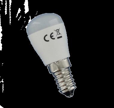 LED KOELKASTLAMP E14 2W-546