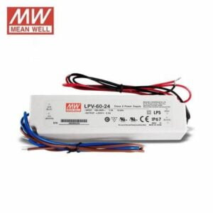 Meanwell LED driver 60W -0