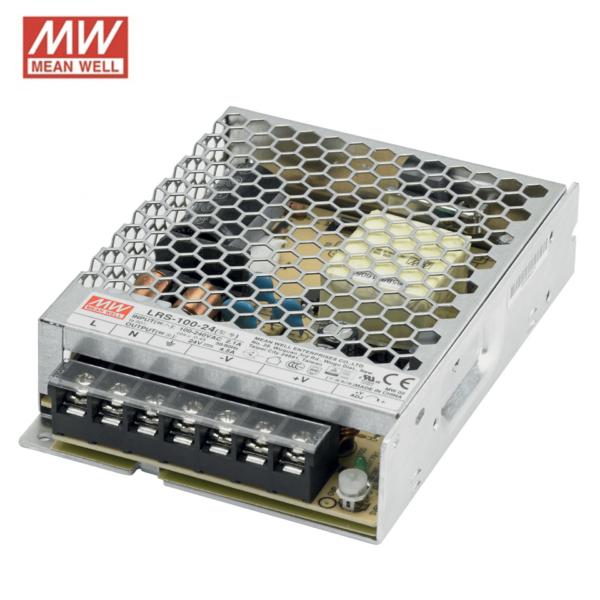 24V MEANWELL DRIVER IP22 100W-0