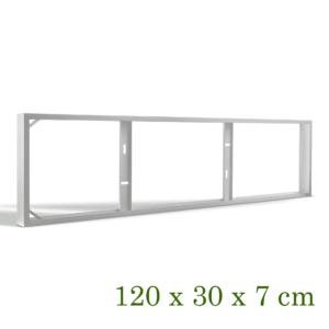 OPBOUWFRAME VOOR BACKLIGHT PANEEL 120X30CM-0