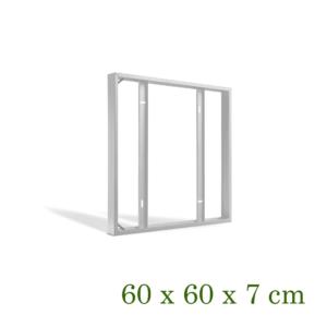 OPBOUWFRAME VOOR BACKLIGHT PANEEL 60x60CM-0