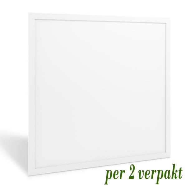 LED PANEEL ECO 60X60CM 40W (per 2 verpakt)-0