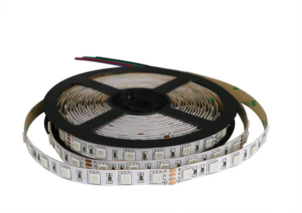 IP22-24V 5 METER 5050/60 10MM RGB-4178