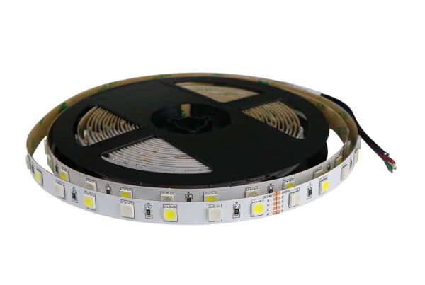 IP22-24V 5 METER 5050/60 10MM RGB+WHITE-4176