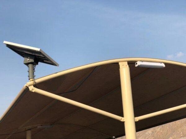 SOLAR LED TRI-PROOF IP65 12W-4285